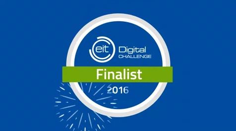 Digital Challenge finalist immersight