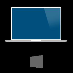 3D-Showroom auf Laptop und Rechner