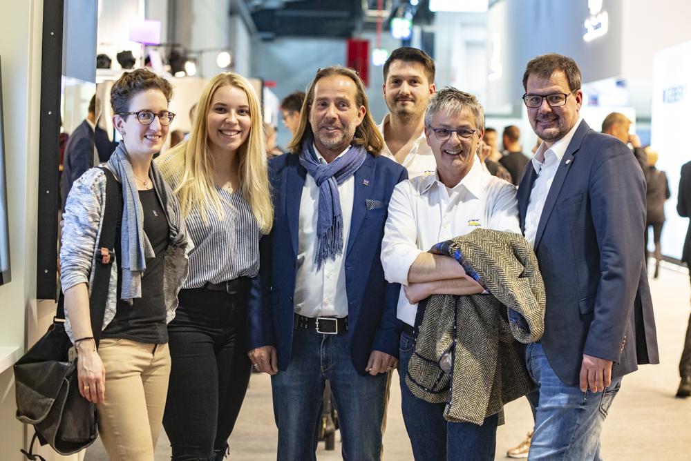 Fuller GmbH auf der ISH Frankfurt 2019