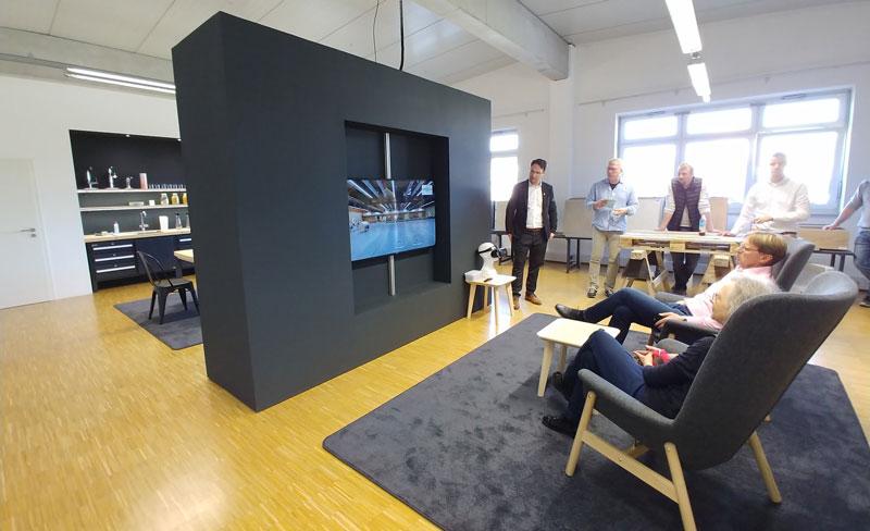 Beratungslounge Braun Bad und Heizung GmbH, Virtuelle Ausstellung