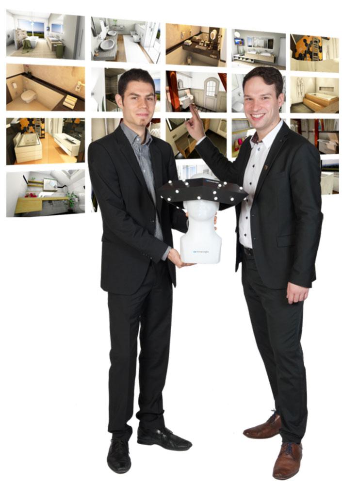 immersight HTGF MGB Ba-Wü Seed-Invest Fabian Weiss Simon Singler