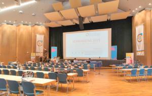 Fachvortraege über Digitalsierung und die Virtuelle Ausstellung