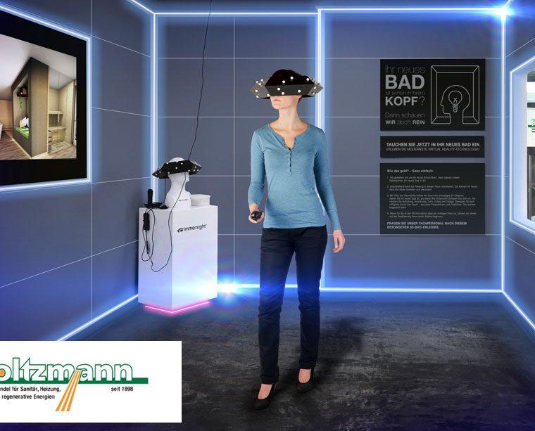 PR VR Holtzmann VR-Brille Sanitär