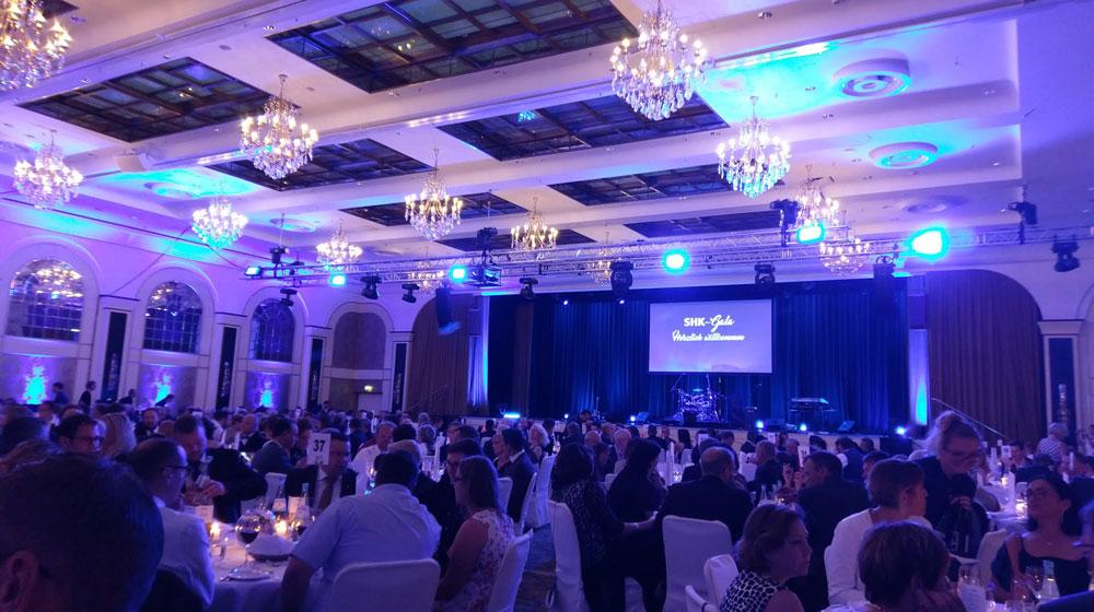 Gala der SHK AG Jahreshauptversammlung