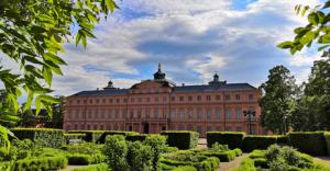 Rastatter Schloss als tolles Freizeitprogramm