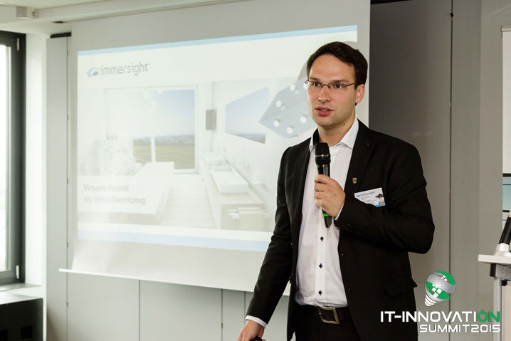 Fabian K.O. Weiss IT-Innovation Summit 2015
