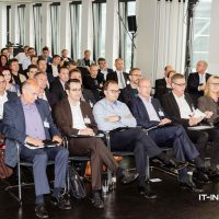 Publikum IT-Innovation Summit 2015