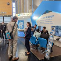 Stand von immersight auf der IFH Nürnberg 2018