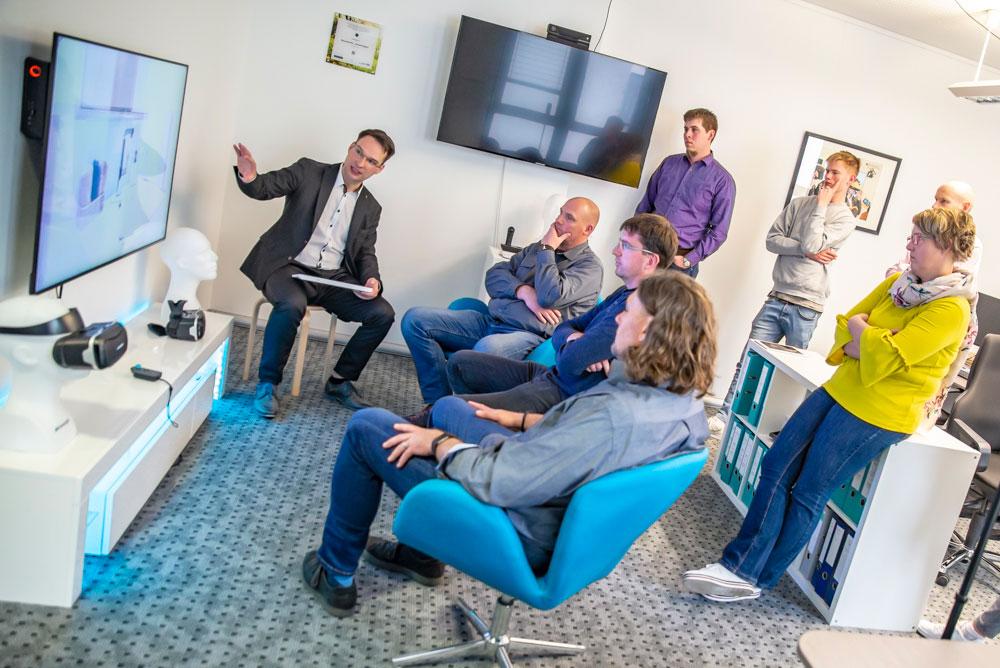 Workshop, Fabian K.O. Weiss, Digitalisierung SHK Handwerk