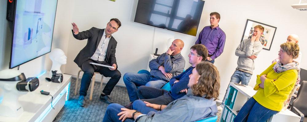 Workshop, Fabian K.O. Weiss, Digitalisierung SHK Handwerk immersight Ulm