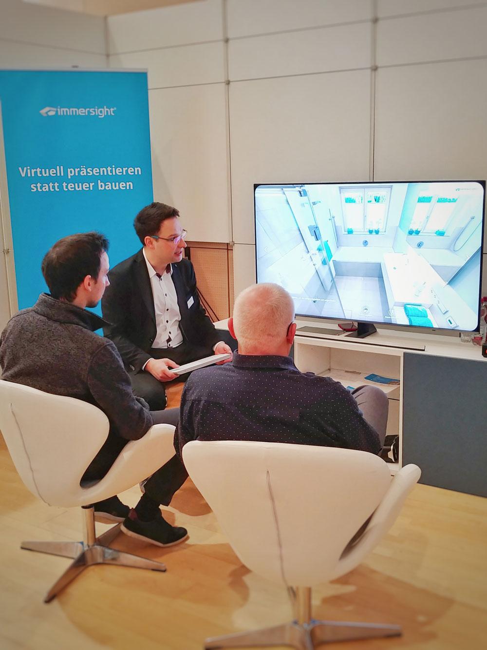 Zukunftsforum Lindau 2019 Fabian K.O. Weiss präsentiert Virtuelle Ausstellung