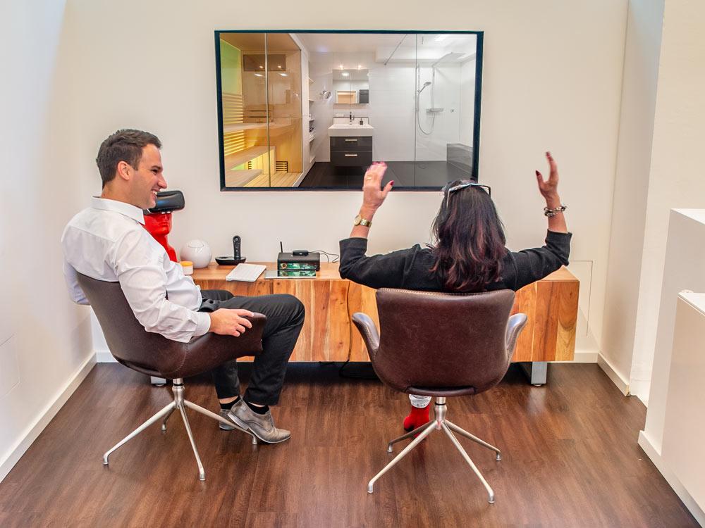 Mit der Digitalen Ausstellung Interessenten zu Kunden machen