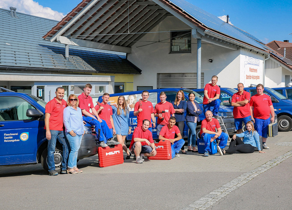 SHK Profi berichtet über Alfred Keller GmbH