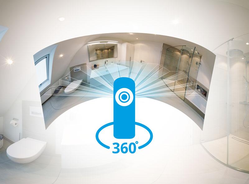 360°-Kamera von immersight