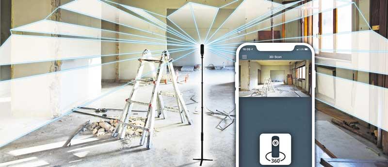 Virtuelle Baustelle Brodbeck mit immersight-Lösungen