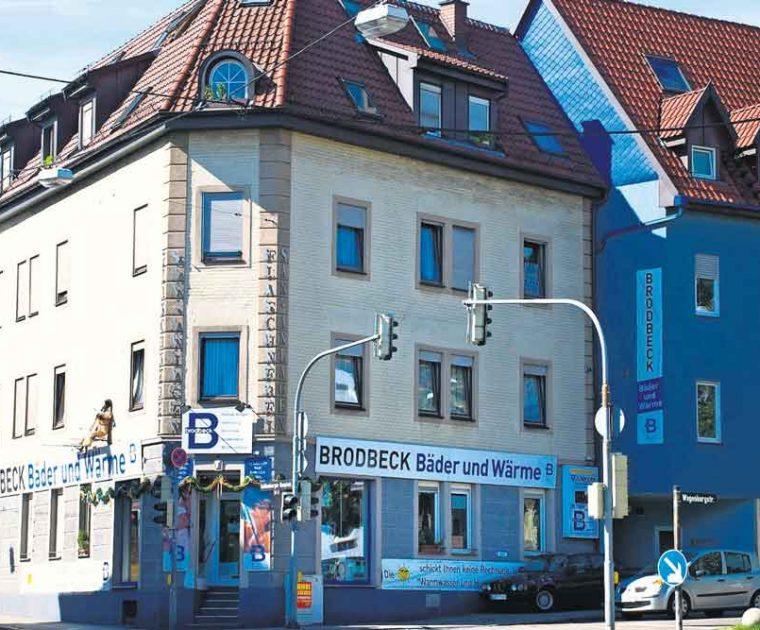 Brodbeck SHK Beitrag in der Stuttgarter Zeitung
