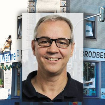 Rainer Brodbeck Geschäftsführer Brodbeck GmbH