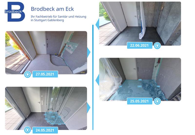 Virtuelle Baustelle von Brodbeck aus Stuttgart