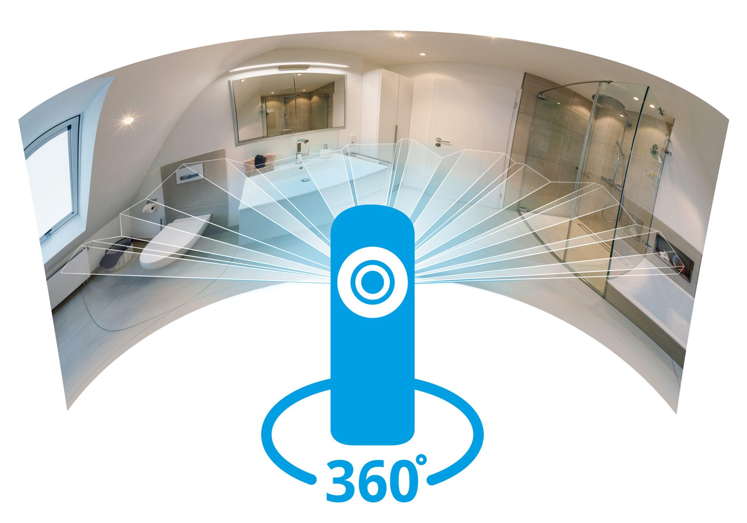360-Grad Kamera immersight